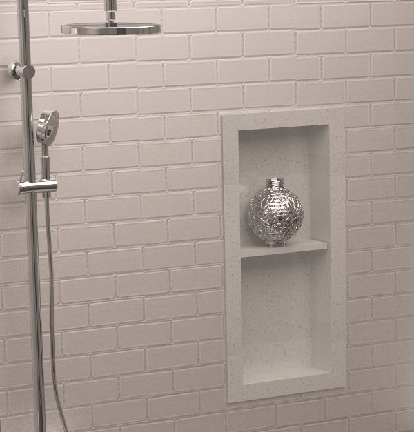 Niches De Douche Granit Plus