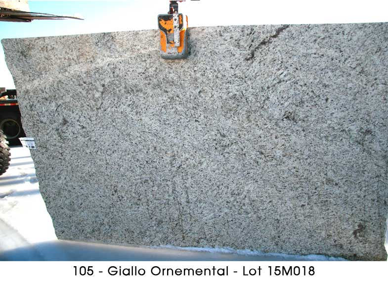 granit giallo ornemental granite