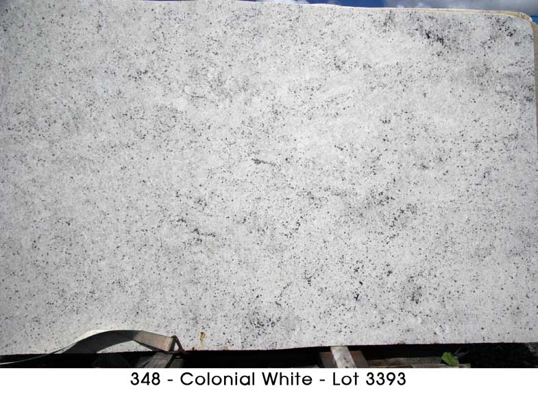 granit colonial white granite