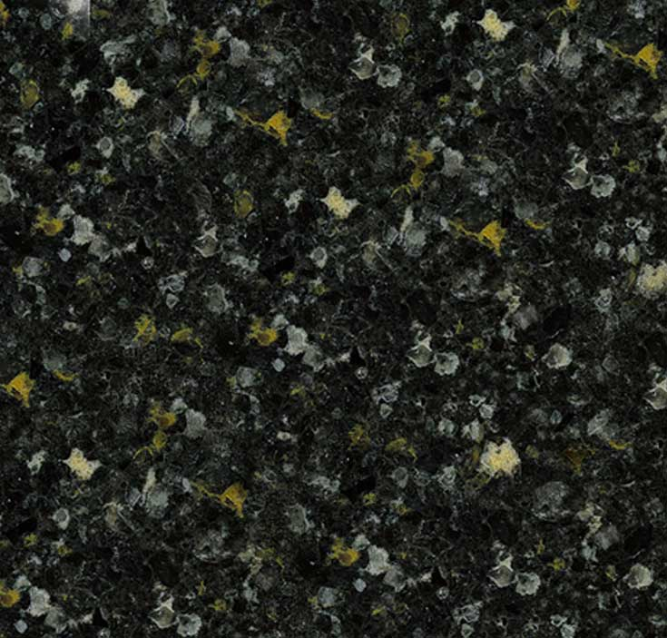 quartz hanstone midnight monet rs309
