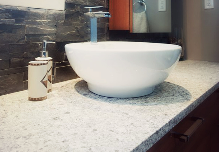 vanité countertop atlantic salt