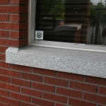 Stanstead granite window sill