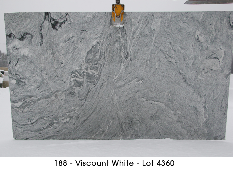 Viscount White Granite Granit Plus