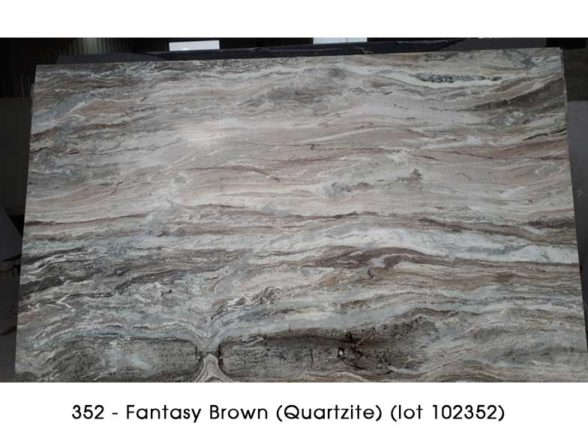Quartzite Fantasy Brown