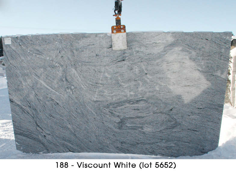 Granit Viscount White granite