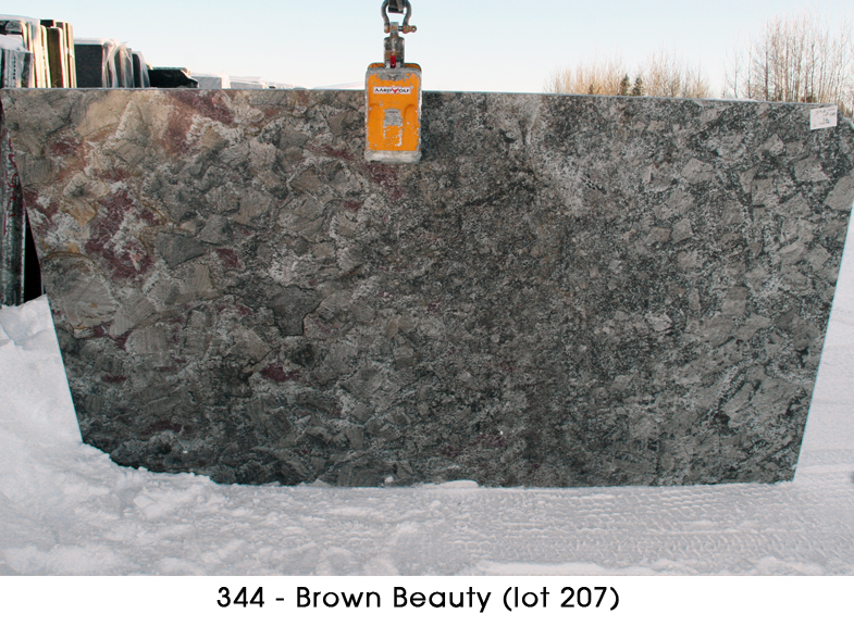 Granit Brown Beauty granite