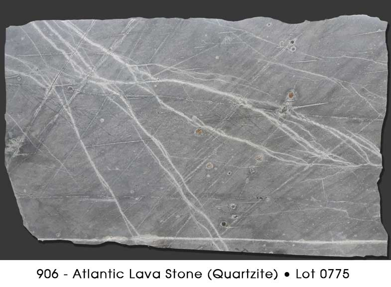 Atlantic Lava Stone Quartzite